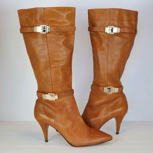VINCE CAMUTO oboy heeled boots Sz 9.5